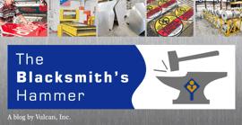 Blacksmith Hammer Blog Logo