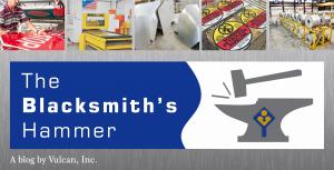 The Blacksmith's Hammer Logo