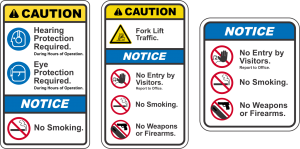 ANSI SAFETY SIGNS2