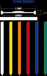 Flexible Fiberglass Colors