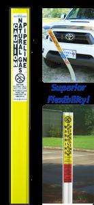 Vulcan Flexible Fiberglass Marker