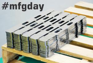 MFG DAY Hashtag
