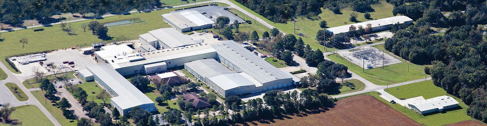 Vulcan Inc. Campus in Foley, AL