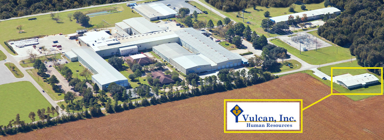 Vulcan Human Resources is located at 339 E. Berry Ave, Foley AL