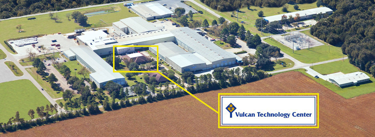 Vulcan Technology Center is located at 414 E. Berry Ave, Foley AL