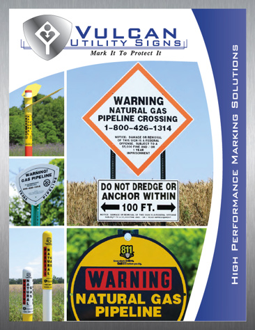 Vulcan Utility Signs - Pipeline Products Catalog