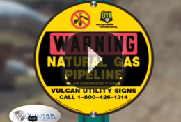 Vulcan Utility Signs - Video 3