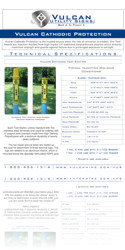 Vulcan Utility Signs - Download Vulcan Cathodic Protection Spec Sheet